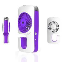 best laptop gadgets - Portable USB Humidifier Fan Mini Spray Fan Summer Cooler Laptop Fan Computer Power Bank Fan USB Gadgets Beauty Atomizer Best Gifts