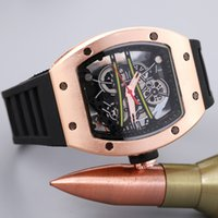 Wholesale 2016 the new leisure fashion luxury brands army skull skeleton watch men quartz movement