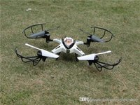 Wholesale 2 GHz RC toys RC Quadcopters with One Key To Return Long Distance Remote Control RC Drones with HD Camera