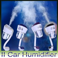 apples fragrance oil - Nanum V II Car Plug Air Humidifier Vehicular essential oil ultrasonic humidifier Aroma mist car fragrance Diffuser for iphone ipad Samsung