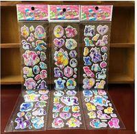 Wholesale Zootopia Minions Avenger stic D Cartoon party Decorative book St Patrol dog Batman paper game Children gift toys xs1265
