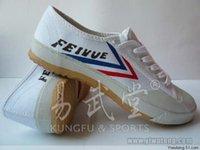 Wholesale feiyue tai chi shoes wushu shoes taichi arts canvas rubber dmx kungfu shoes