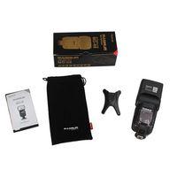 Wholesale Aputure Magnum MG Speedlite flash For Canon Nikon Pentax Olympus DSLR Camera Photo flash Speedlight flash drive