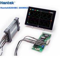 Wholesale Hantek BC MHZ Digital PC USB2 Oscilloscopes CH K GSa s Support for Win Win Win