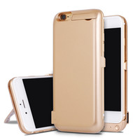 Wholesale 2016 New for iPhone Power Bank Case external battery case for Iphone samsung Galaxy S7 edge