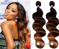 Cheap 3 tone Ombre Hair Weft Best Ombre Hair Weft