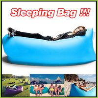 air mattress - Infaltable Sleep Bag laybag Lazy Sofa Sleeping Bed Lamzac Kaisr Folding Sofa Beach Sleep Bed Lamzac Hangout