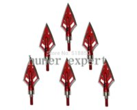 Wholesale freight free wooden arrow practice arrowhead blades gr arrow broadhead cutting arrow tip for longbow hunting
