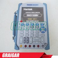 Wholesale All New Hantek DSO1102BV Digital Handheld Oscilloscope Multimeter MHz