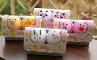 beauty supply suppliers - Party decoration wedding favor beauty animal lovers towel gift box candy cake custom gift party supplier