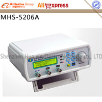 Wholesale MHS A DDS Dual Channel Digital Function Signal Generator Arbitrary waveform generator work sync adjustable TTL MHz