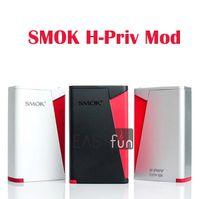 best h - 100 Original SMOK H PRIV W TC Mod Best Match SMOK Micro TFV4 Tank SMOK H PRIV Box Mod VS Sigelei Nugget w Mod