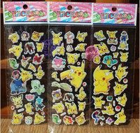 Cheap Puffy Sticker Pet Poke Stickers Best Plastic Movies & Television Cute Cartoon Wall Stickers