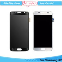 bars test - New LCD for Samsung Galaxy S7 G930F G930FD G930A G930P G930 LCD Display Touch Screen Digitizer Assembly Replacement Tested Free Ship