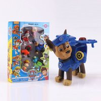 educational games for children - Action Toys Figures Paw Of Patrol Figures Toys With Game On Its Back Educational Toys For Children