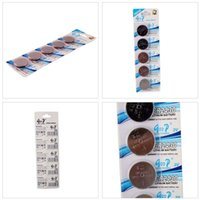 Wholesale 5 High Quality CR2430 CR V Alkaline Button Cell Battery