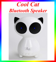 android usb pc mode - New Cool Cat Speaker for PC USB Subwoofers Mini Cat Bluetooth mini Speaker Support Bluetooth card AUX radio Multi mode fit android