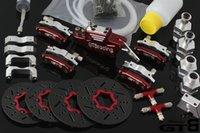 baja hydraulic brakes - GTBracing wheel hydraulic disc brake for Scale gas baja B T SC GR077