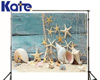 Wholesale Printed photography background beach backdrop ft x ft S