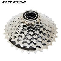 Wholesale 8 speed mountain bike Card Type Freewheel Cycling Freewheel Road Mountain Bike Tooth Cassette Brake Bicycle Freewheel