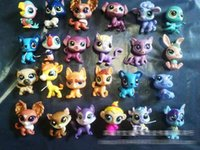 Wholesale Mixed styles inch Shopping Action Figures Shop toy figures Cartoon ornaments E1244