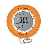 Wholesale Hot Sale Altimeter Digital Pedometer Multifunction Altimeter Compass Temperature Outdoor Sports Camping Hiking Tools