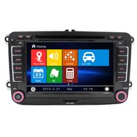 auto golf caddy - 2 Din Auto quot screen Built in canbus Car DVD with GPS Navigation for VW JETTA PASSAT B6 CC GOLF POLO Touran Tiguan Caddy SEAT