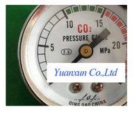 Wholesale CO2 pressure reducer carbon dioxide header y60 meter Y60 gauge oil pressure gauge pressure gauge