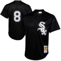 batting practice baseballs - Men s Mitchell Ness Bo Jackson Black Chicago White Sox Authentic Cooperstown Collection Batting Practice Jersey