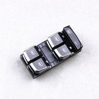 Wholesale OEM Chrome Driver Side Electric Master Window Control Button Switches For Audi A4 S4 B8 Allroad Q5 KD