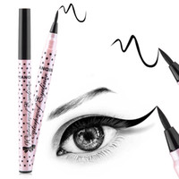 Wholesale Smooth Waterproof Liquid Eye Liner Eyeliner Pen Make up Cosmetic Black Magic Maquiagens Rimel Colossal Delineador