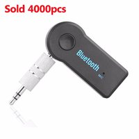 active speaker kit - Universal mm Car Bluetooth Audio Music Receiver Adapter Auto AUX Streaming A2DP Kit for Speaker Headphone