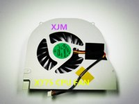 aluminum plastics china - new and original laptop cpu fan for Toshiba QOSMIO X775 Q7272 X775 X770 free shiping