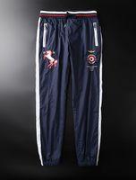 air force cargo - 2016 aeronautica militare men Sports pants Embroidery air force one pants homme Brand casual man pant diamond shark sweatpant jogger cargo