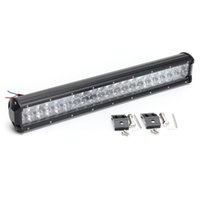 Wholesale Hot Sale Inch W Waterproof IP68 LED Bar Spot Flood Beam Work Light WD Off Road Driving Lamp DC10 V