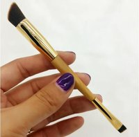Plastic absolute hair - DHL shipping tarte Double headed absolute brush nose shadow