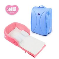 Wholesale Portable foldable portable crib bed bb newborn baby bed