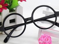 Wholesale 2016 new Cosplay Harry Potter Glasses round adult children harry potter glasses frame Fashion Sunglasses Frames