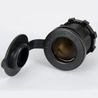Wholesale Motorcycle Car Waterproof Adapter Cigarette Lighter Plug V Power Socket M00072