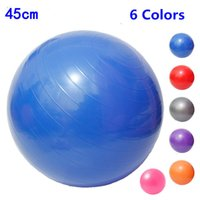 balance ball workouts - cm Fitness Ball Yoga Exercise Workout Indoor Use Soft Thickened Burst proof PVC Balance Massaging Elastic Gymnastic Trainning
