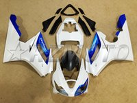 triumph - NEW TOP quality Motorcycle Fairing kit for TRIUMPH Daytona R Cool blue and white nice