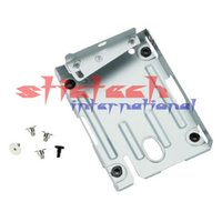 Wholesale by dhl or ems Hot sell For Playstation PS3 CECH x Series Super Slim Hard Disk Drive HDD Mounting Bracket