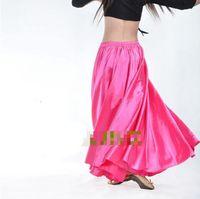 Wholesale Bellyqueen Silk Satin Skirt Belly Dance Skirt Belly Dance Skirts Big Skirt Spain