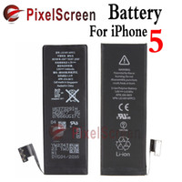 Wholesale Newest Genuine Replacement Battery for Apple iPhone G V mAh Brand New Inner built in Li ion Battery