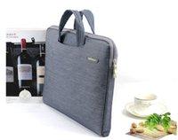 Wholesale Matte Case For Apple macbook Air Pro Tablet Apple Laptop Bag Sleeve Denim Bag Liner Bag Laptop Bag