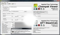 applied technology systems - Applied Flow Technology utilities SteamCalc v2 Engineering Utility Suite v2 Chempak Viewer v2 Chempak AddIn Chempak Data