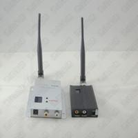 av transceiver - Partom brand FPV transmitter W G G G G AV transceiver transmission Video Audio Transmitter Receiver wireless FPV