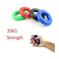 Wholesale Free DHL Gripping Ring Pro Trainer Hand Grip Forearm KG Strength Gripper Exercise Fitness Body Building Hand Expander Training
