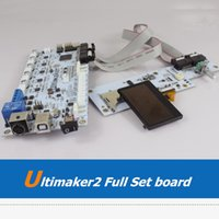 Wholesale UM2 Ultimaker D Printer Machine Full Set Main Board LCD Display Control For Ultimaker D Printers