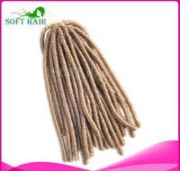 afro wig lot - XMAS Popular brown Hair Afro Twist ombre kanekalon braiding Fiber hot Synthetic Hair Weave good nice fine Women Hair Extension